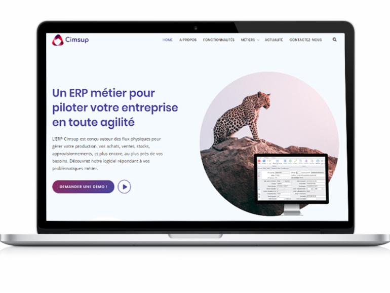Le nouveau site de Cimsup est en ligne