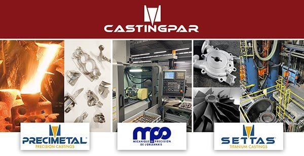 Castingpar décide de déployer son ERP CIMSUP dans sa filliale SETTAS acquise fin octobre 2019